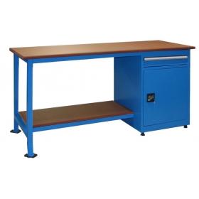 1Çekmece ve Dolaplı Panosuz Çalışma Tezgah, Masası KCM03190