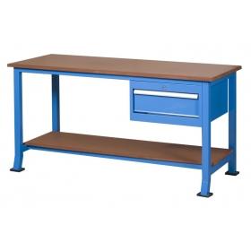1 Çekmeceli Alt Tablalı Çalışma Tezgah, Masası KCM03745