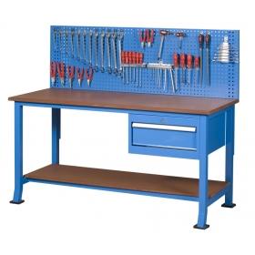 1 Çekmeceli Panolu Çalışma Tezgah, Masası KCM03755
