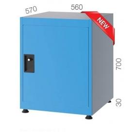 560x570 Kapaklı Takım Dolabı KCD05072