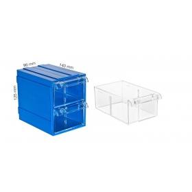 Plastik Çekmeceli Kutular 322