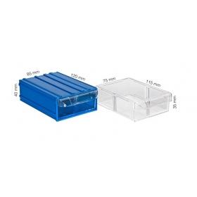 Plastik Çekmeceli Kutular 102