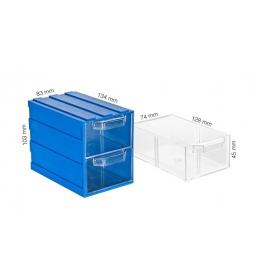 Plastik Çekmeceli Kutular 132