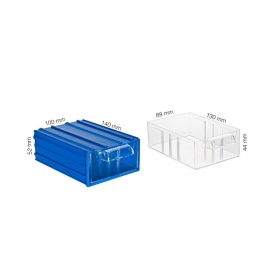 Plastik Çekmeceli Kutular 202